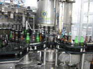Multi-Head Volumetric Beer Bottling Machine Glass Bottle With Programmable Controller