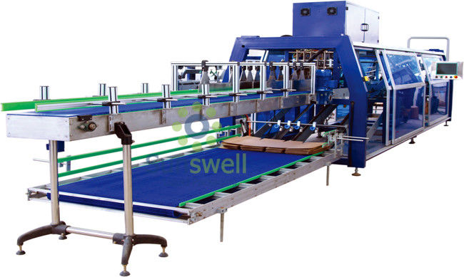 Perfect PE Film Shrink Packaging Equipment , Bottle Shrink Wrapping Packaging Machine