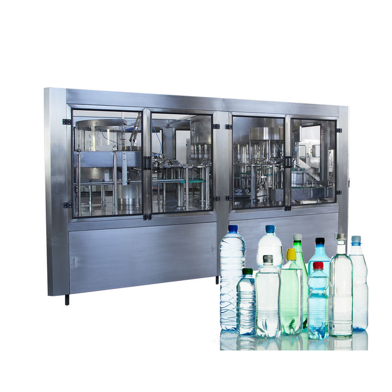 Industries Drink Water Filling Machines Products Line Food & Beverage Factory Applicable