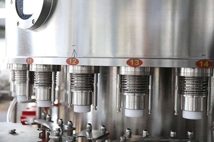 Automatic Water Filling Machines , Gravity Bottling Line Equipments For Still Water